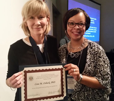 2016 Arthur W. Staats Lecture Award for Unifying Psychology (Lisa Osbeck and Jocelyn Turner-Musa)