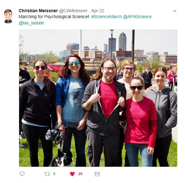 Des Moines March for Science