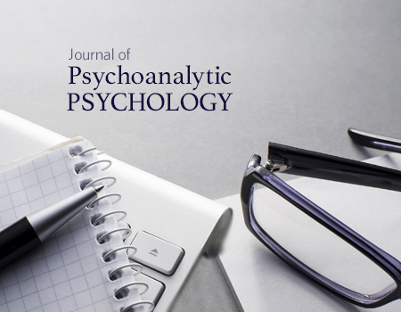 Journal of Psychoanalytic Psychology