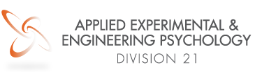 APA Division 21: Applied Experimental and Engineering Psychology
