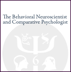 The Behavioural Neuroscientist and Comparative Psychologist