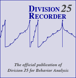Division 25 Recorder
