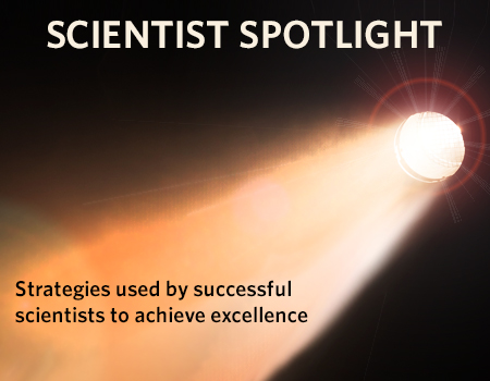 Scientist spotlight