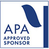 APA Approved Sponsor logo