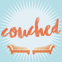 Div. 39 Couched Podcast Logo