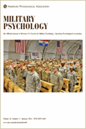 Military Psychology®