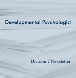 Developmental Psychologist