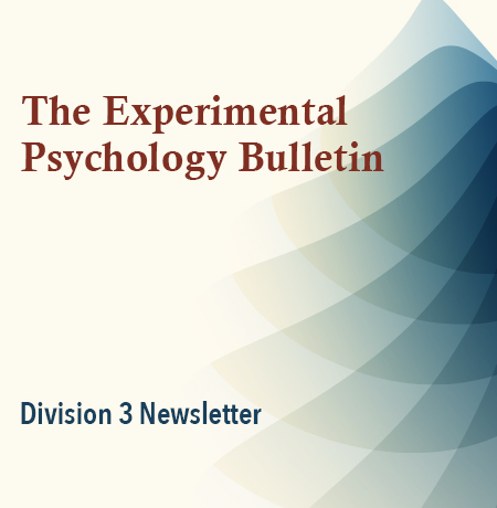 The Experimental Psychology Bulletin