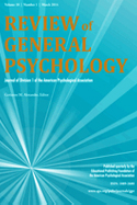 Review of General Psychology®